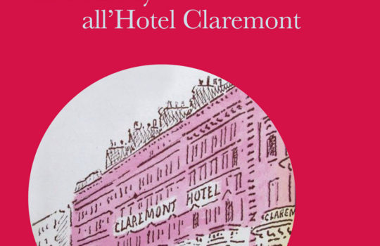"In librerira ""Mrs Palfrey all'Hotel Claremont"" tradotto in stage"